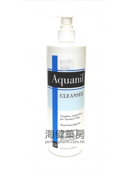 Aquanil Cleanser 480ml